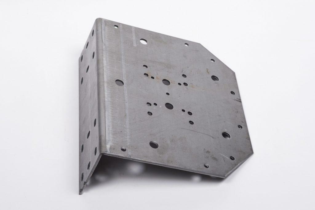 Metal component