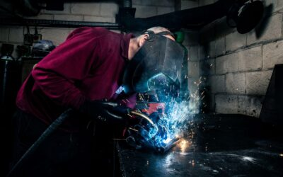 What are the Different Types of Welding Processes we Offer?